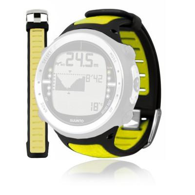 SUUNTO Komplettset Armband D4 Gelb