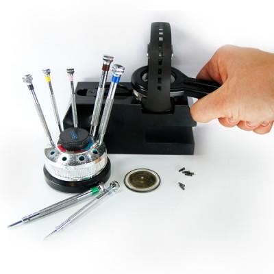Wartung & Reparaturen für Tauchcomputer