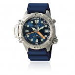 "CITIZEN Aqualand Analog Medium AL0020-15L ""Saphirglas"""