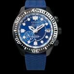 CITIZEN SATELLITE WAVE GPS Diver 200m CC5006-06L
